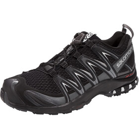 Salomon XA Pro 3D Shoes Herren black/magnet/quiet shade